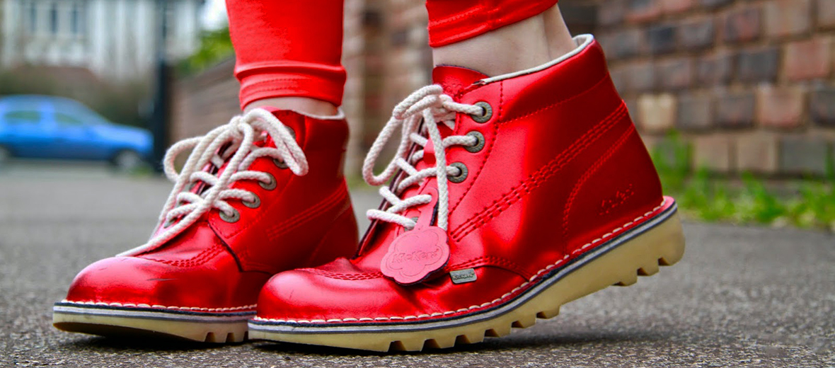 Kickers Red