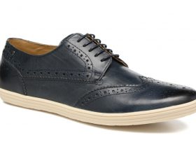 Base London Chaussure Perfo navy
