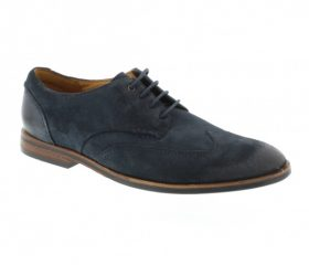 Clarks Chaussure Broyd Wing Navy