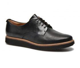 Clarks Chaussure Glick Darby noir