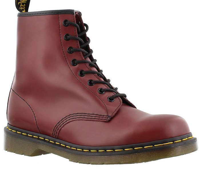 1460 Cherry Red Smooth