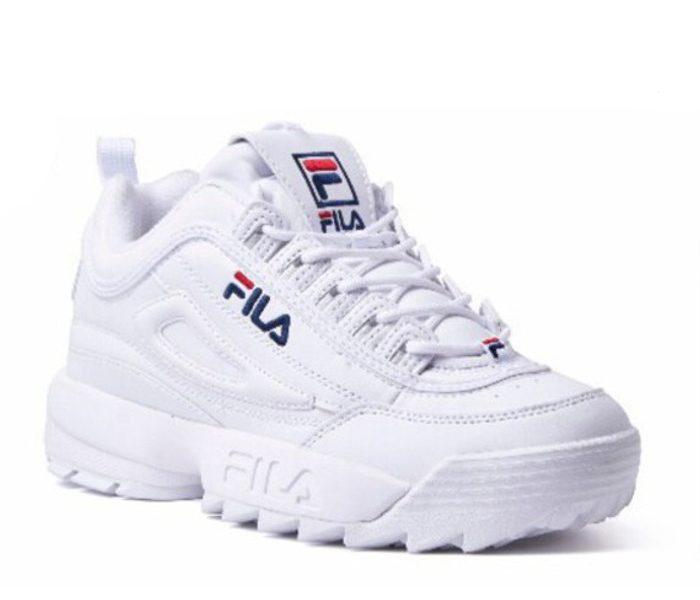 Disruptor Low Blanc