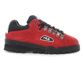 Trailblazer Low Red