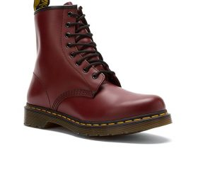 Dr Martens 8 trous Bordeaux