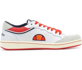 Ellesse Perugia White Red