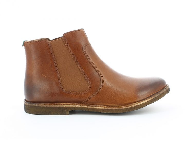 Kickers Boots Creeboot Camel