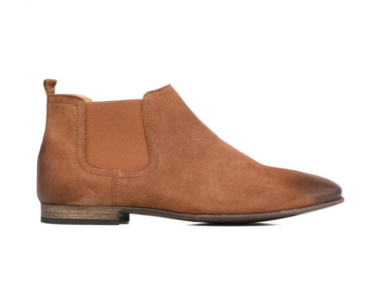 Kickers Boots Gazette Camel