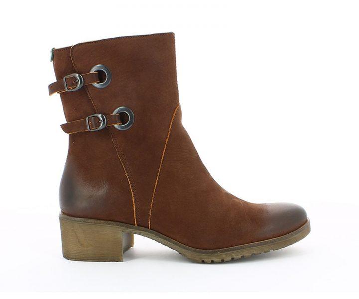 Kickers Boots Misshigh Marron