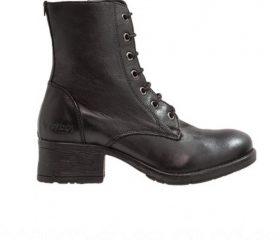 Kickers boots Rekaby Noir