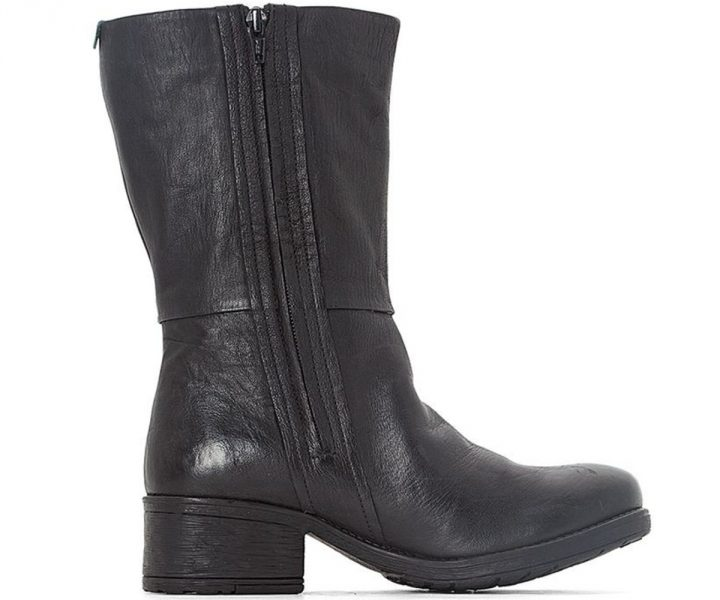 Kickers Botte Rekia Noir