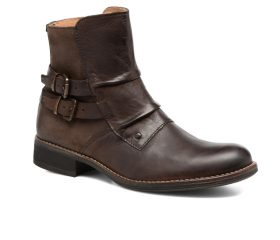 Kickers Boots Smatch Marron