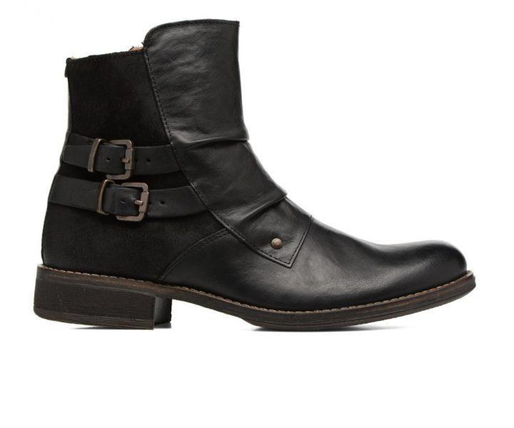 Kickers Boots Smatch Noir