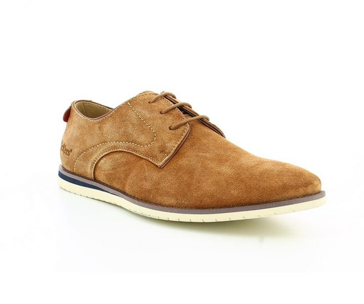 kickers Chaussure Temperys Camel