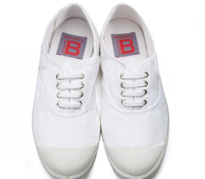 Tennis Bensimon blanche