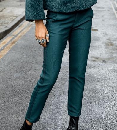 Pantalon toile Freeman cybird