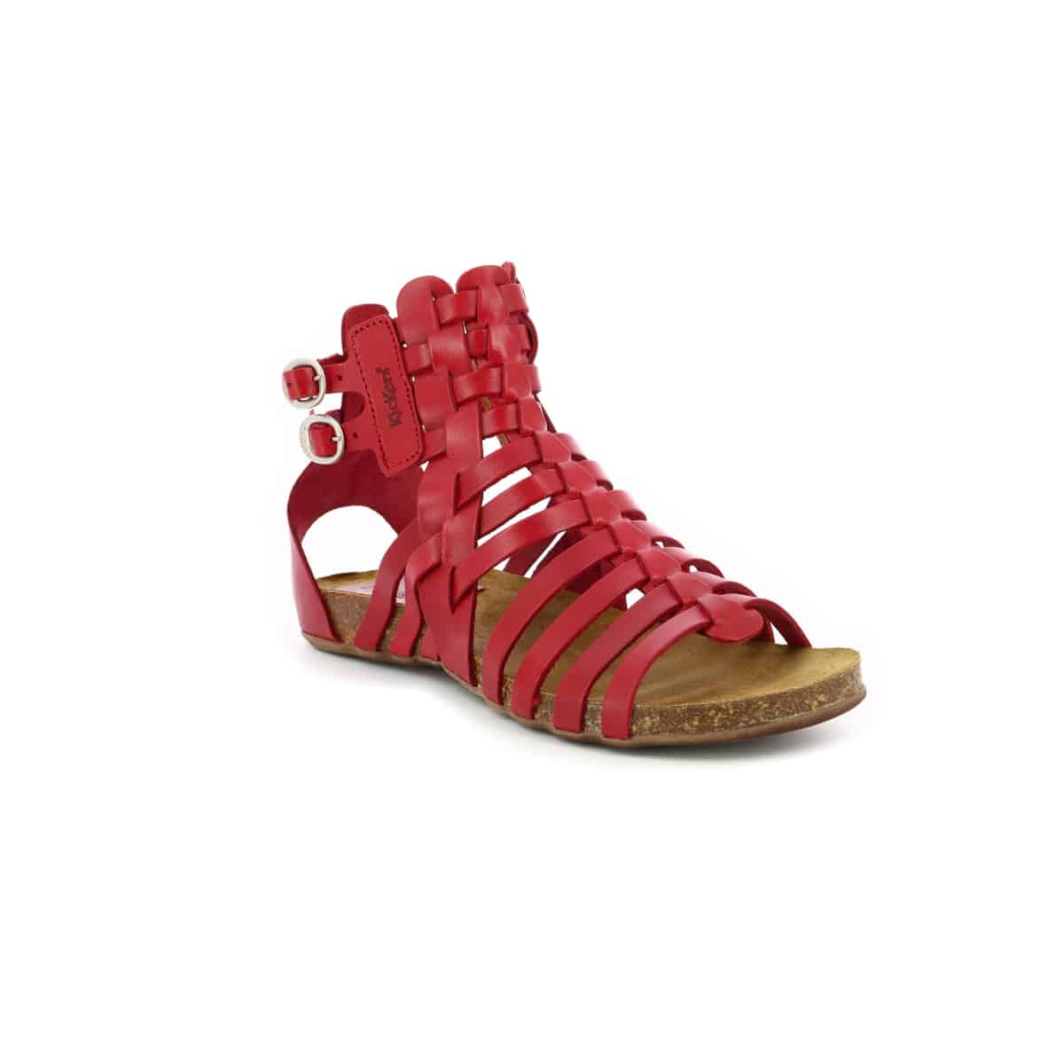 Kickers Anaspart Rouge